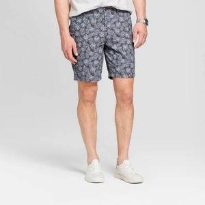 "Goodfellow 9"" Flat Front Linden Shorts"